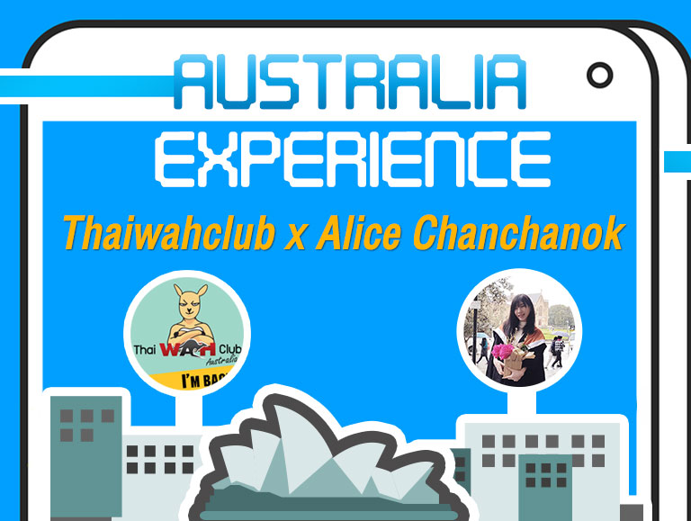Australia-Experience--Thaiwahclub-x-Alice-Chanchanok