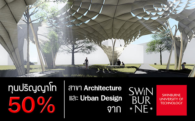 Architecture and Urban Design Swinburne University of Technology